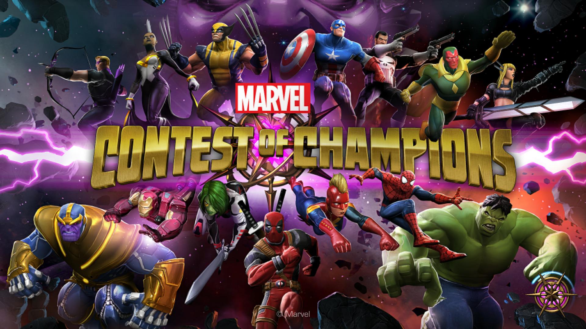 Marvel: Contest of Champions (videojuego)