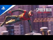 Marvel's Spider-Man- Miles Morales Launch Trailer I PS5, PS4
