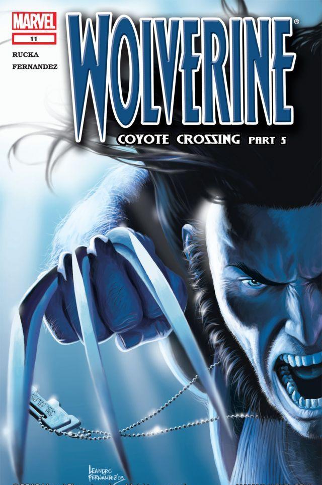 Wolverine Vol 3 11