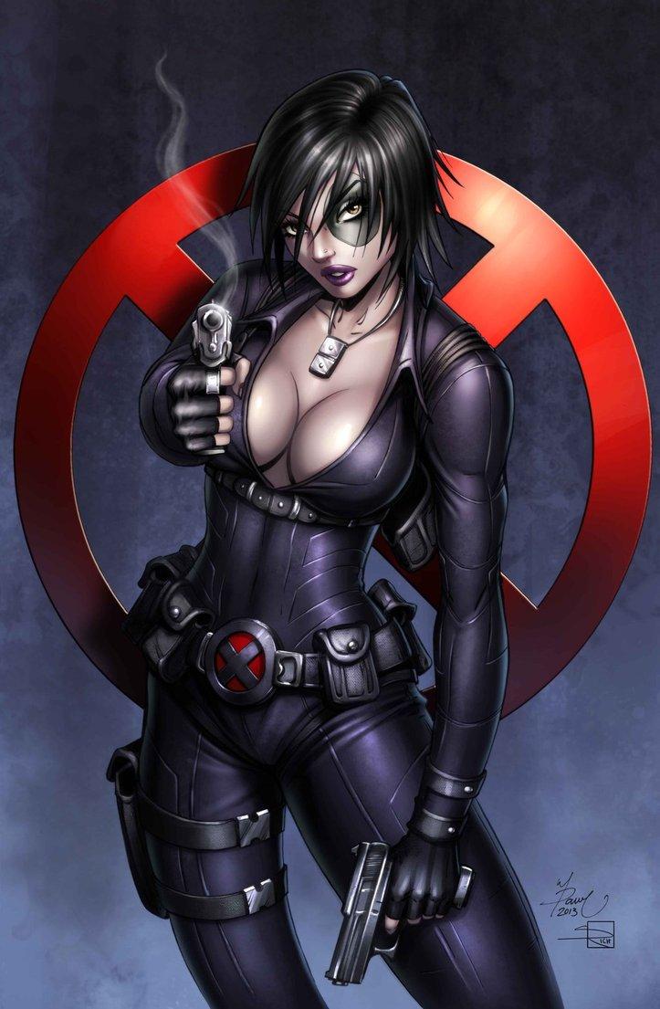 Neena Thurman (Tierra-616)
