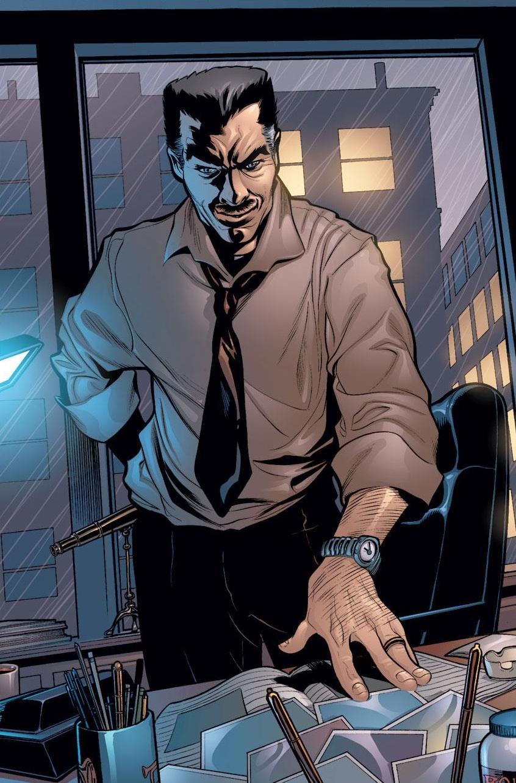 John Jonah Jameson (Terra-616)