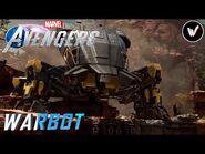 Боеробот - WARBOT - Marvel's Avengers