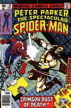 Peter Parker, O Espetacular Homem-Aranha Vol 1 30.jpg