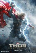 Thor The Dark World poster 003