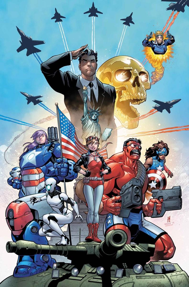 Vingadores da América (Terra-616)