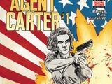Agente Carter: 50º Aniversário da S.H.I.E.L.D. Vol 1 1