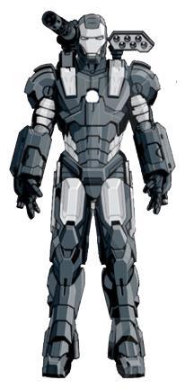 Armadura de Máquina de Guerra MK I (Tierra-199999)