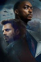 The Falcon and the Winter Soldier poster 001 textless
