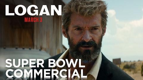 "Logan ""Grace"" SB51 Commercial 20th Century Fox"