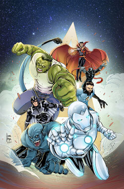 New Avengers Vol 3 31 Women of Marvel Variant Textless.jpg