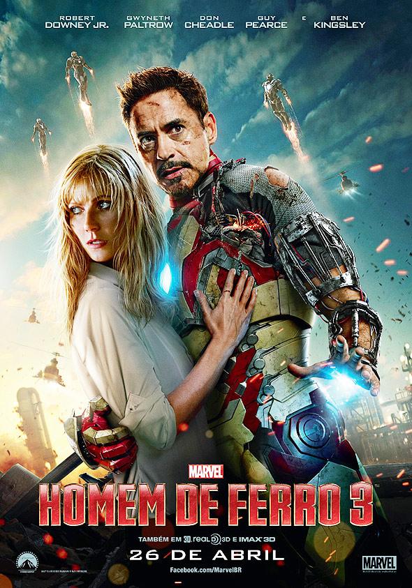 Homem de Ferro 3 (Filme)