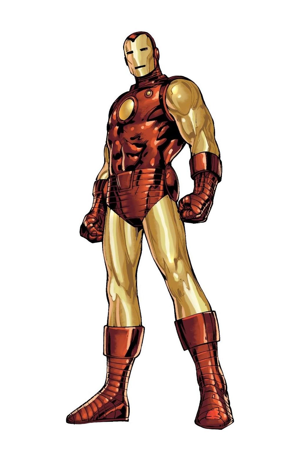 Armadura do Homem de Ferro Modelo 4