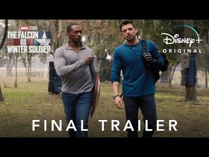 Marvel Studios' The Falcon and The Winter Soldier - Final Trailer - Disney+