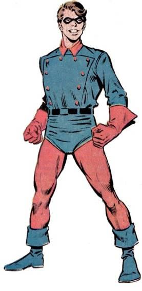 Джеймс Барнс (616)