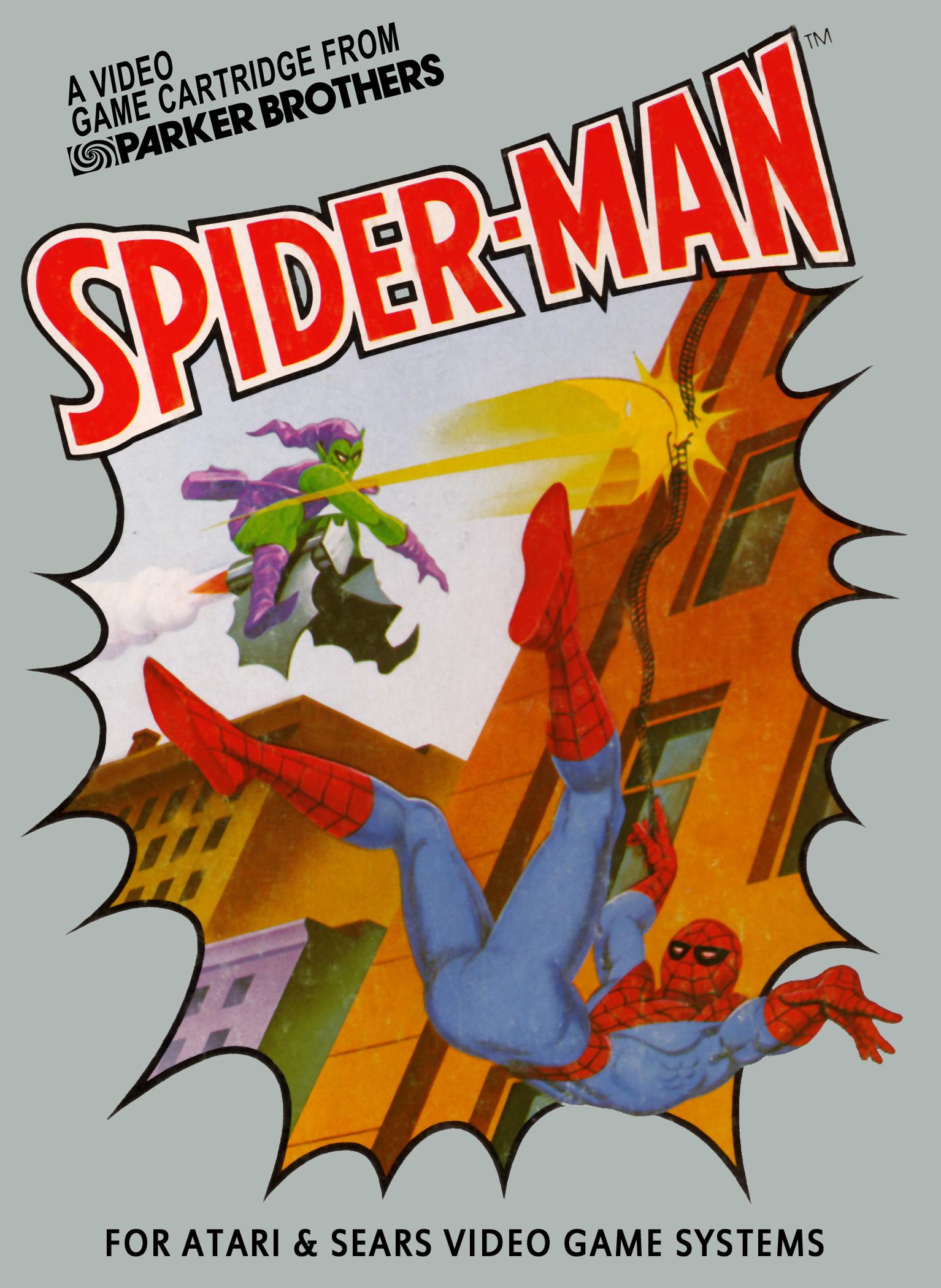 Spider-Man (videojuego - 1982)