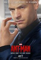 Ant-Man Cross poster