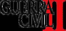 Guerra Civil II Logo.PNG