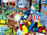 Capitão América em Quadrinhos Vol 1 1