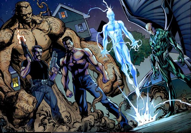 Ultimate Six (Earth-1610) from Ultimate Spider-Man Vol 1 158.jpg