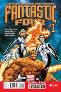 Fantastic Four Vol 4 1