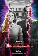 Poster Oficial de WandaVision