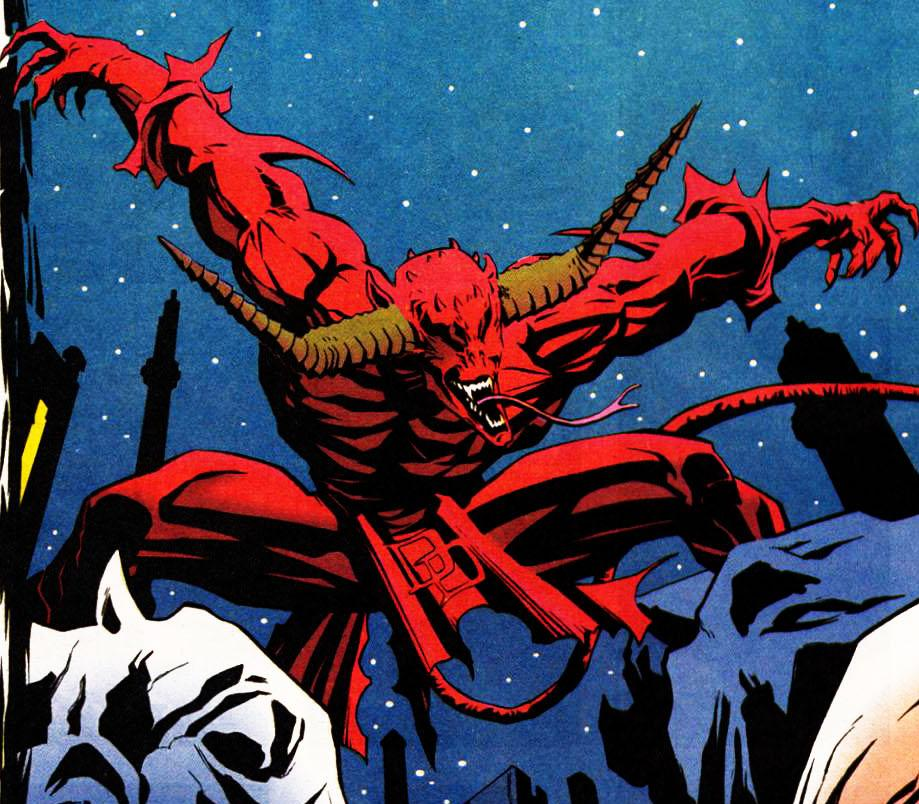 Hellspawn (Tierra-616)