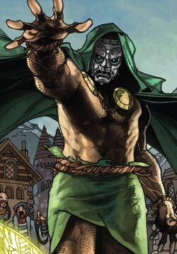 Victor von Doom (Earth-616) from Fantastic Four Vol 6 1 001.jpg