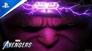 Marvel's Avengers - Bande-annonce La menace de MODOK - VF - 4K - PS5, PS4