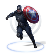 Marvel's Avengers Captain America