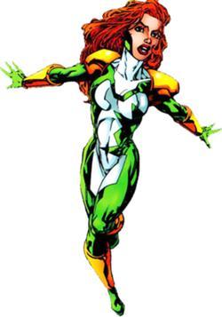 Heather McNeil (Tierra-616)