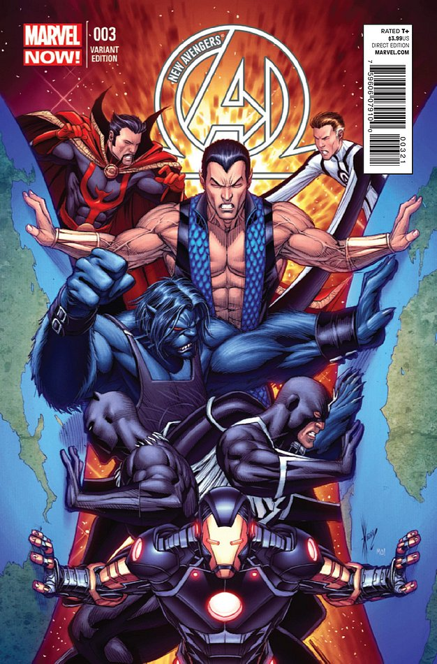New Avengers Vol 3 3 Keown Variant.jpg