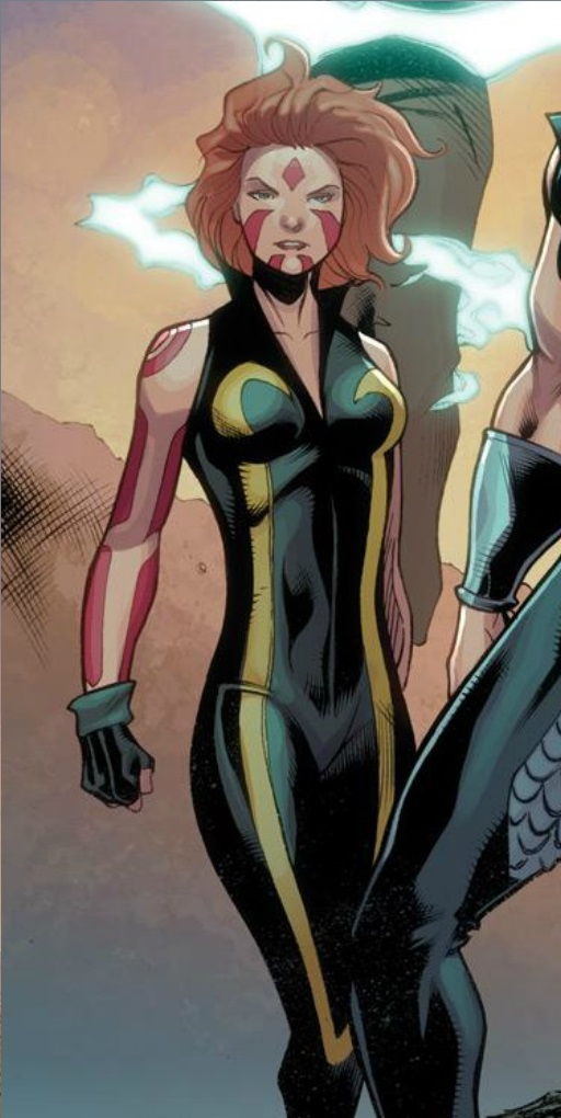Alani Ryan (Tierra-616)