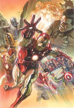 Superior Iron Man Vol 1 1 Marvel Comics 75th Anniversary Variant Textless.jpg