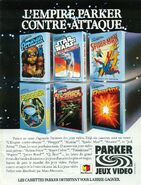 Spider-Man (Atari 2600) parker contre attaque