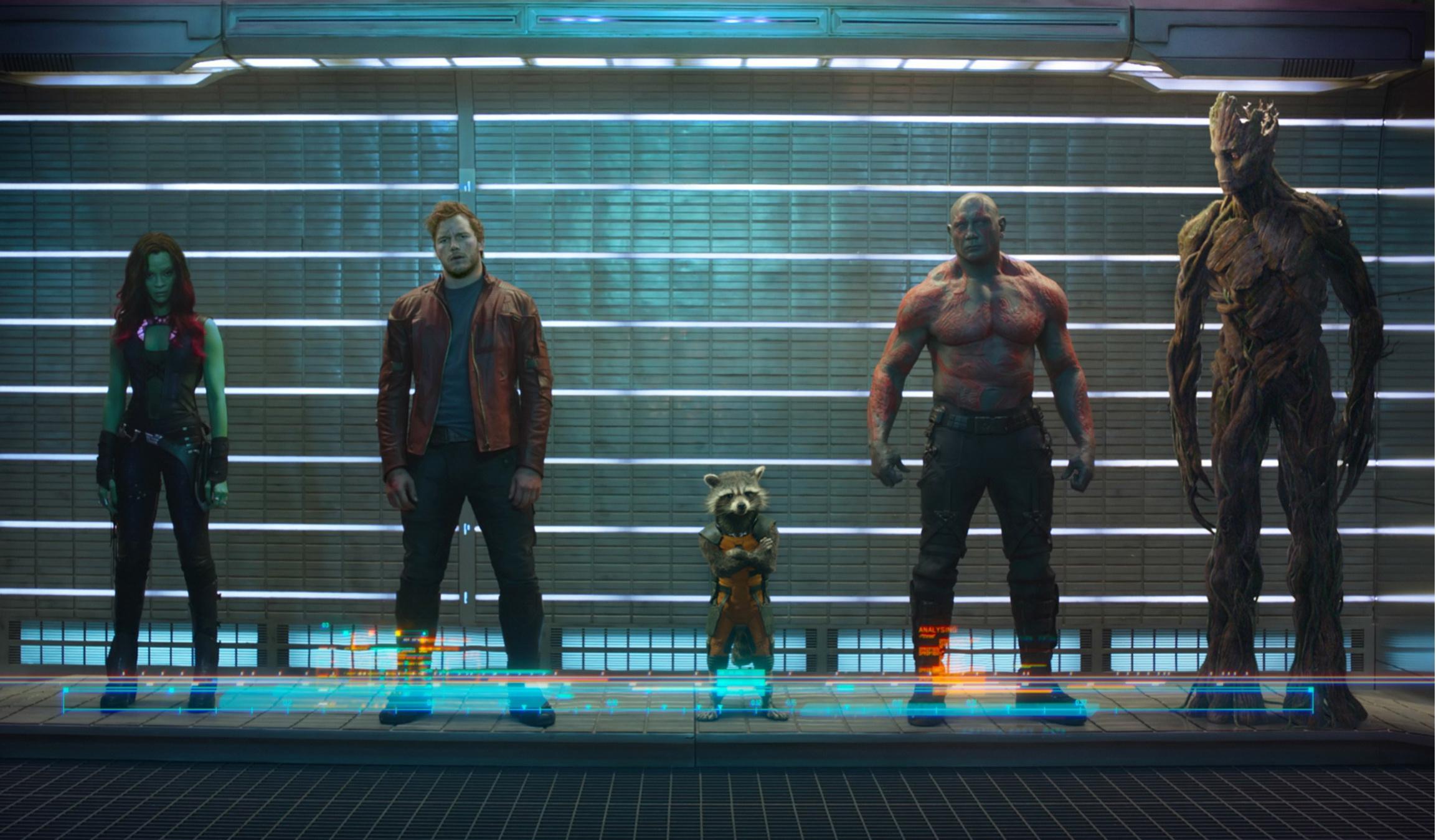 Marvel08/Primera imagen oficial y sinopsis para Guardianes de la Galaxia