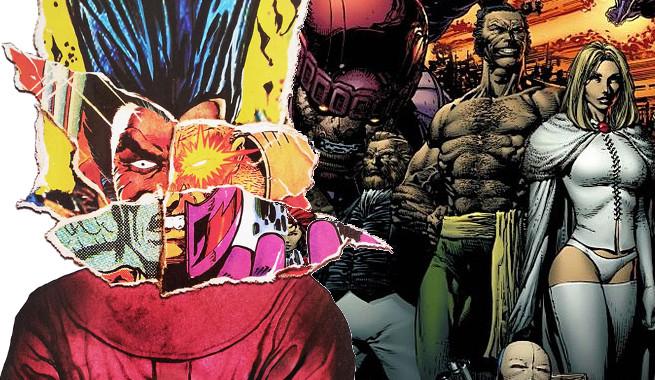 The War Knight/En desarrollo dos series de X-Men: Legion y Hellfire