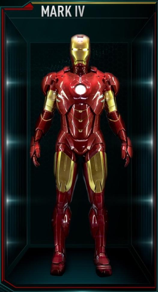 Armadura de Iron Man MK IV (Tierra-199999)