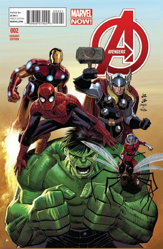 Avengers Vol 5 2 Romita Jr. Variant.jpg
