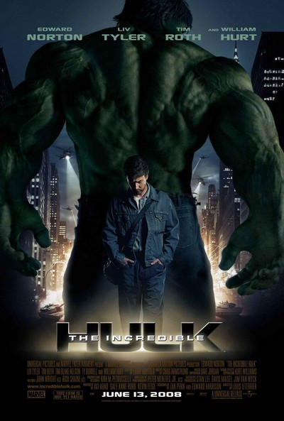 The Incredible Hulk (película de 2008)