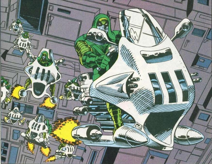 Acusador Corps (Tierra-616)