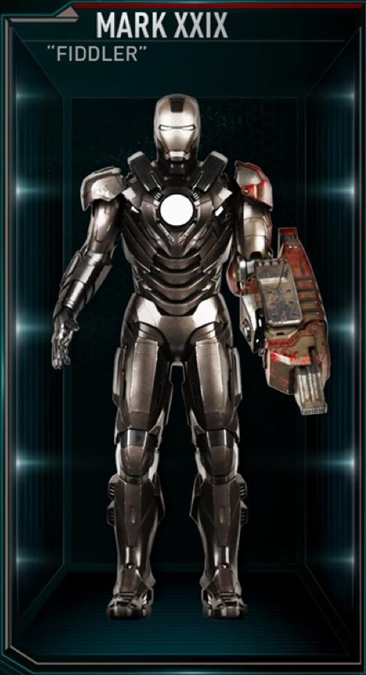 Armadura de Iron Man MK XXIX (Tierra-199999)
