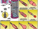 Flechas Especiais