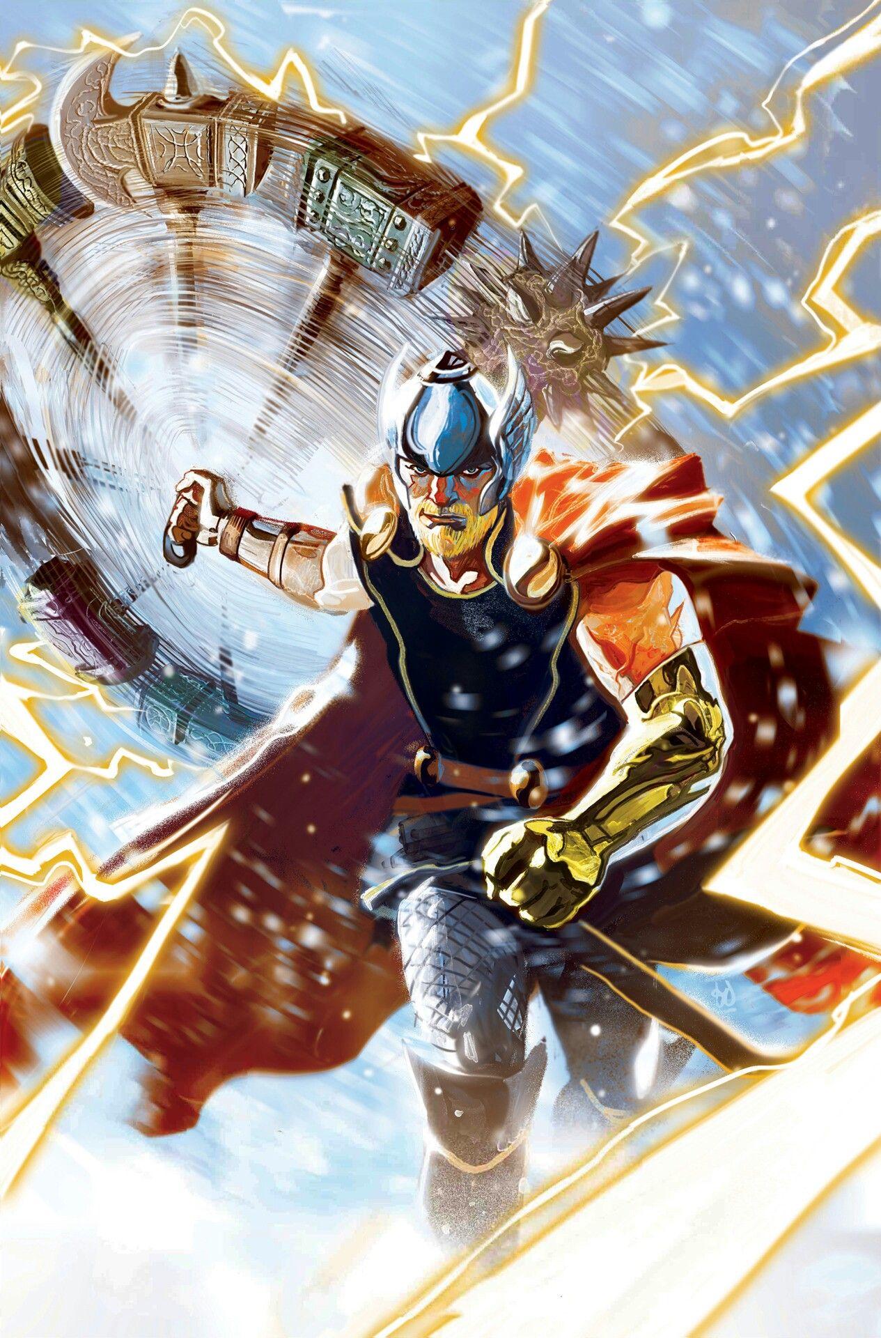 Thor Odinson (Terra-616)