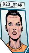 X23 3PAR (The Sisters) (Earth-616) from All-New Wolverine Vol 1 2 001