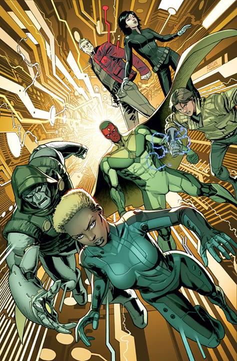 Vengadores A.I. (Tierra-616)