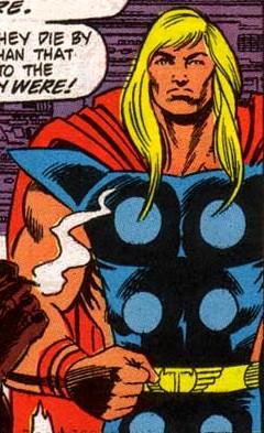 Thor Odinson (Terra-9151)/Galeria
