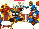 Мстители (985)