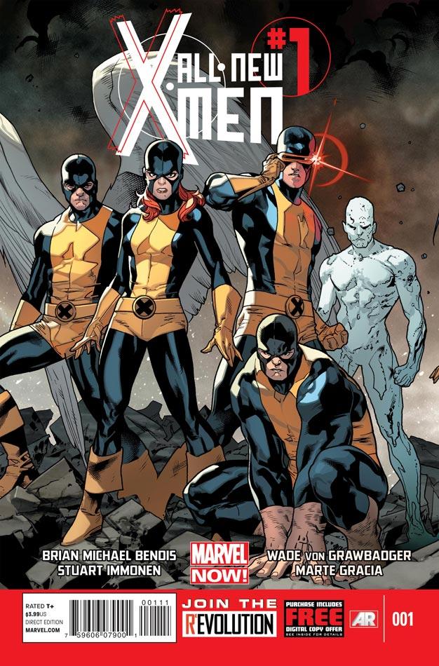 All-New X-Men Vol 1 1