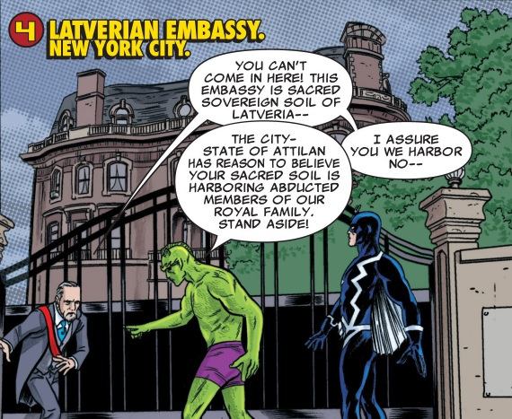 Embajada de Latveria