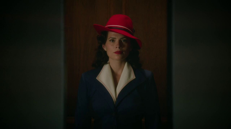 Marvel's Agent Carter Temporada 1 1